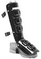324 Series Plastic Shin-Instep Guard