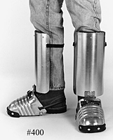 400 Series Foot Shin Guards